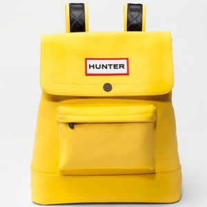 🆕 HUNTER x target yellow backpack- size LARGE!